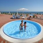 Camp Kazela Pool