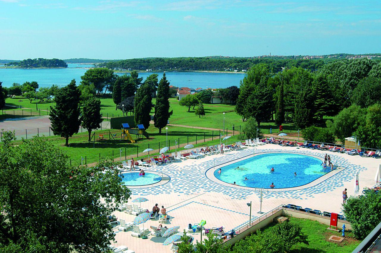 Medulin Croatia  City pictures : Hotel Medulin 3 star hotel in Medulin Croatia